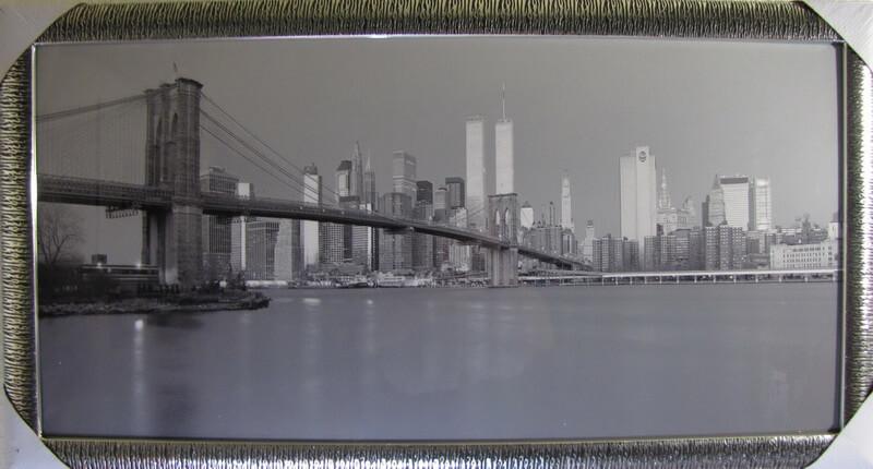 Чёрно-белый Нью-Йорк