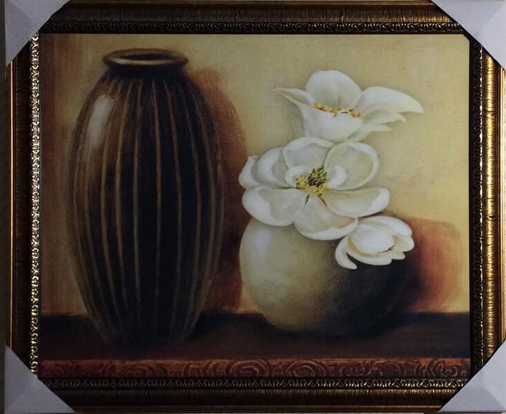 Лотос в вазе