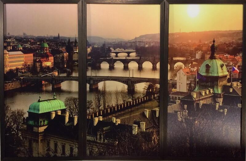 Семь мостов Праги