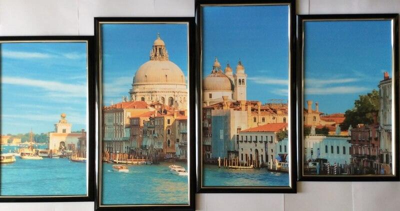 Венеция 4 частей