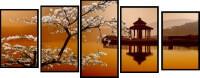 Пагода из 5 частей
