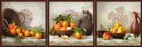Вазы и фрукты