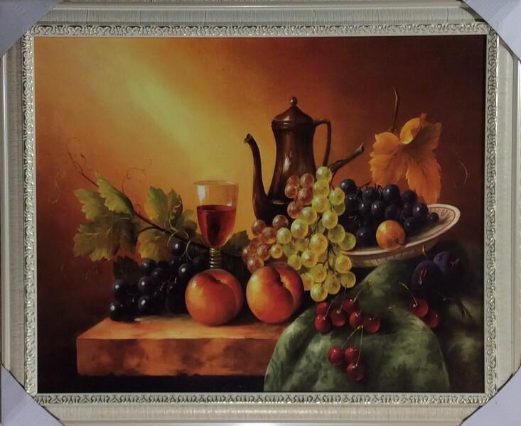 Плоды и вино