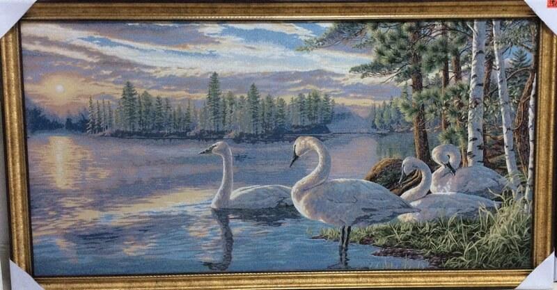 Северные гуси