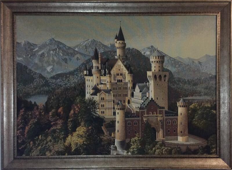 Замок Нойшвайштайн