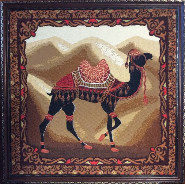 Восток Верблюд