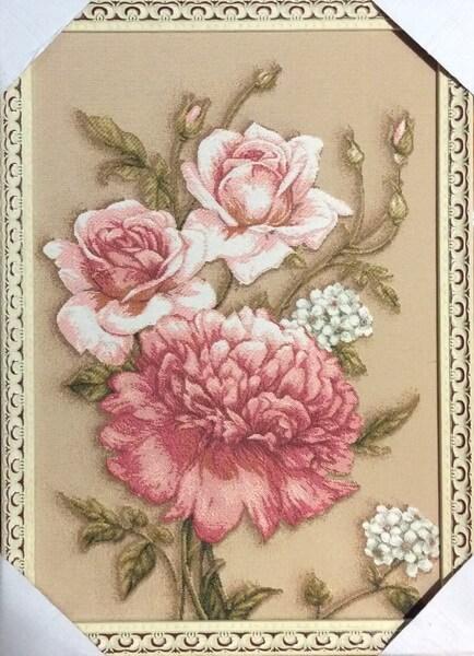 Бутоны (розы и пионы)