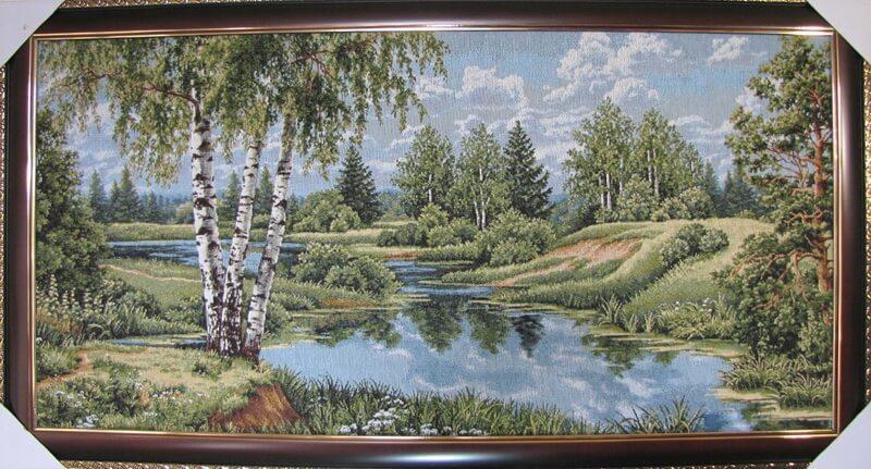 Пейзаж без уток